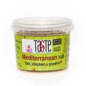 Mediterranean Rub 40g box of 12 - 7 Mediterranean rub 500x500