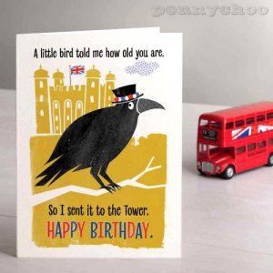 Capital Birthday: Raven