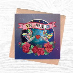 Greeting Cards - The Cut Out Collection - Thankyou - Cut Out 2 creoate 500x500