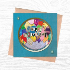 Greeting Cards - The Cut Out Collection - Happy Birthday #1 - Cut Out 4 creoate 500x500