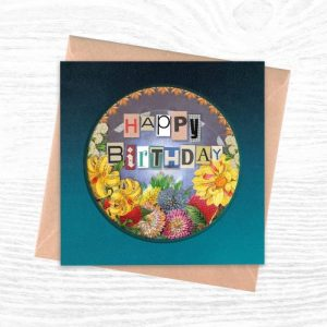 Greeting Cards - The Cut Out Collection - Happy Birthday #2 - Cut Out 6 creaote 500x500