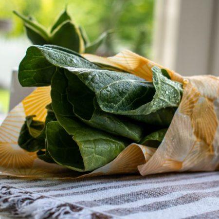 Jumbo beeswax wrap by Bee Green Wraps