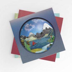 Greeting Cards - The Diorama Collection Bundle - Diorama multipack mockup 500x500