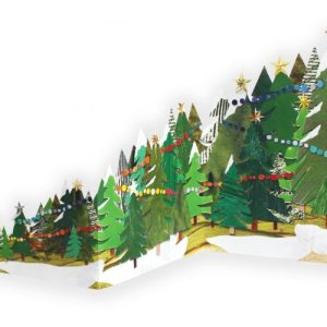 Christmas Cards - The Tri-Fold Collection - Festive Forest - Festive Forest WEB 2 500x500