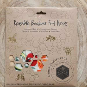 Beeswax Wrap - Starter packs - HCVF in package 500x500