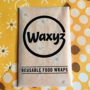 Vegan Reusable Wax Wraps - Pack. 1 x Small + 1 X Medium Waxyz Wraps. New Designs - IMG 3243 500x500