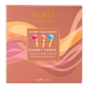 Keats Vegan Gummies - Cones - Keats Vegan Gummy Cones  500x500