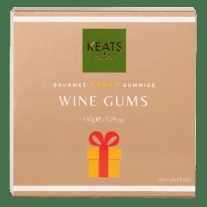 Keats Vegan Gummies - Wine Gums - Keats Vegan Gummy Wine Gums  500x500