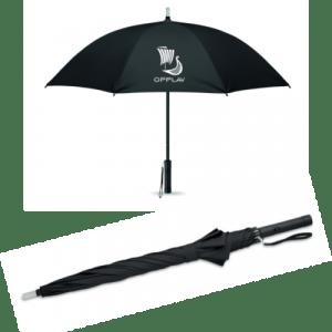 OPPLAV LANTERN umbrella, umbrella with fog lamp. with fiberglass ribs