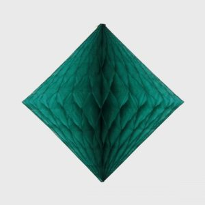 Honeycomb Diamond 35cm, Emerald