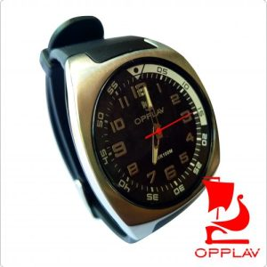 OPPLAV TROPIC Analog Watch, 42X49 mm. Submersible 10 ATM