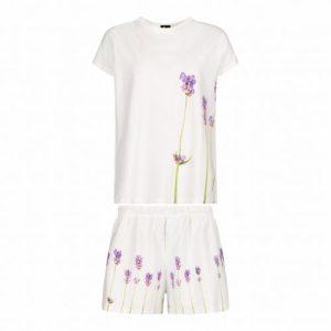 From My Mother's Garden Pyjama Set – Lavender