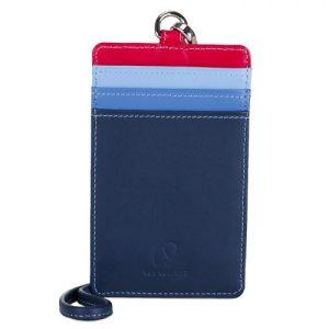 Credit Card Holder with Lanyard - Royal - 1273 127 1 500x500
