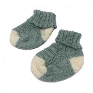Mint baby sock - 21 calcetines bebe mint crudo 500x500