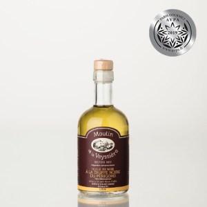 Walnut Oil With Perigord Truffle (Huile de Noix à la Truffe) - 10 cl (pack of 12) - 4 huile truffe 10cl 2 1