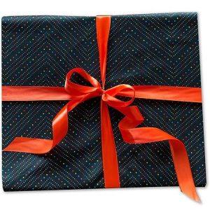 Party! Gift Wrap (85x85cm)