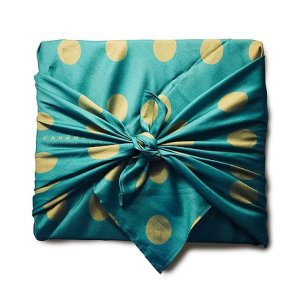 Oscar and his friends Gift Wrap (55x55cm)
