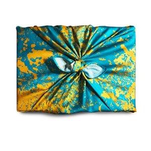 Summer Stone Print Gift Wrap (55x55cm)