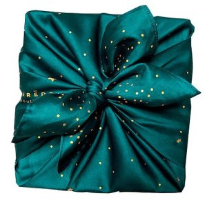 Enchanted Night (Duck Blue) Gift Wrap (55x55cm)