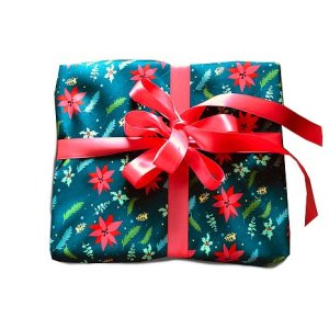 The Christmas Forest Gift Wrap (55x55cm)