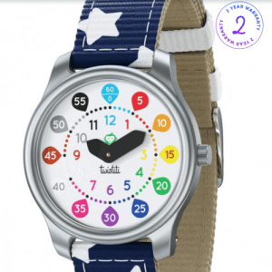 Star numbers watch