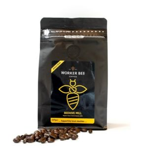 Beehive Mill Espresso Beans Coffee (227g)