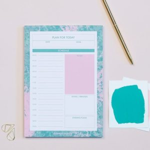 Daily To-Do Desk Pad