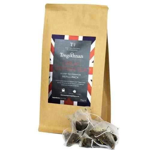 Great British Tea – 25 Pyramid Bags