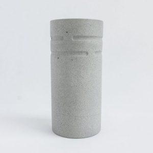 Tall Vase in Cool Grey - IMGP2026 1024x1024 500x500