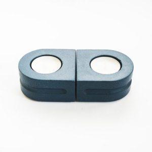 Tealight Holders in Deep Blue Set of 2 - IMGP2810 1024x1024 500x500