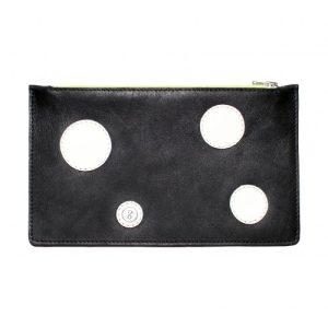 Pouch Dots Black - SQpouchdotsblack 500x500
