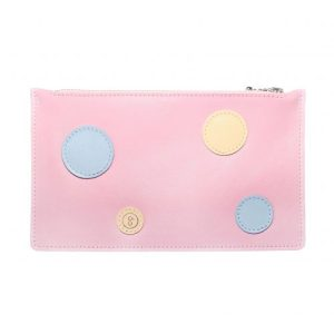 Pouch Dots Pink - SQpouchdotspink 500x500