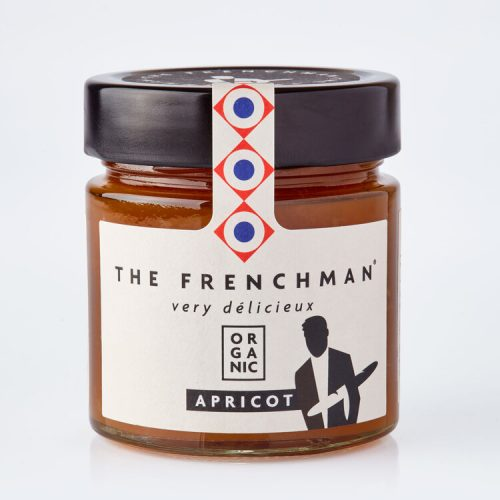 Organic Strawberry Fruit Spread - The Frenchman 13764 grey 500x500