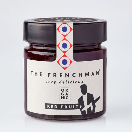 Organic Strawberry Fruit Spread - The Frenchman 13766 grey 500x500