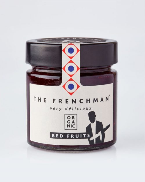Organic Red Fruits Fruit Spread - The Frenchman 13766 grey 500x625