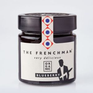 Organic Blueberry Fruit Spread - The Frenchman 13770 grey 500x500