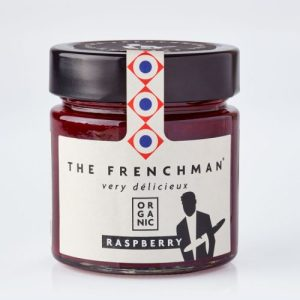Organic Raspberry Fruit Spread - The Frenchman 13774 grey 500x500