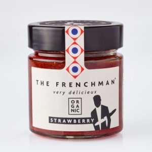 Organic Strawberry Fruit Spread - The Frenchman 13775 grey 500x500