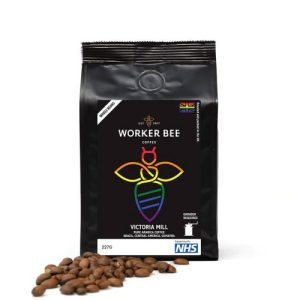 Victoria Mill Arabica Blend Espresso Beans Coffee (227g)