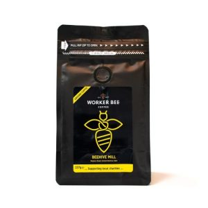 Beehive Mill Ground for Cafetierre & Filter Coffee (227g)