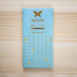 Valdez Las Berenjenas (55%) Caramelised Almond