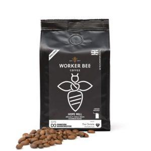 Hope Mill Espresso Beans Speciality Single Origin Colombian Coffee (227g)
