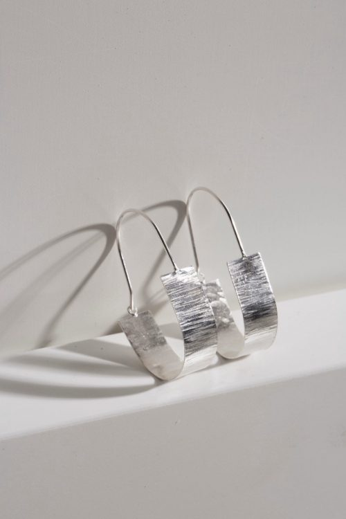 Recycled silver statement hoops - il fullxfull.2077555686 nqgy 500x750