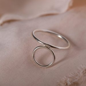 Eco silver open circle ring - il fullxfull.2172799846 skl6 500x500