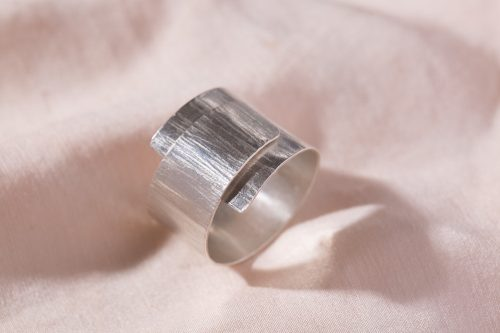 Eco silver hammered wrap ring - il fullxfull.2270722187 suc3 500x333