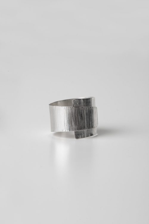 Eco silver hammered wrap ring - il fullxfull.2270722285 lpc0 500x750