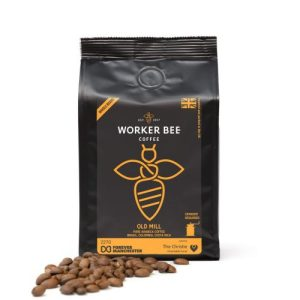 Old Mill Pure Arabica Espresso Beans Coffee (227g)