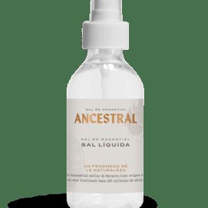 Natural Spring Liquid Salt 200ml - Pack of 12 - sal de manantial liquida bis 500x500