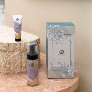 Smoothness Box – Cleansing Foam & Hand Cream