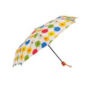 Windproof Umbrella in Multi Bloom light Folding Umbrella